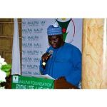 Alhaji Dododo Also Contributed A Major Speech During The Event photo